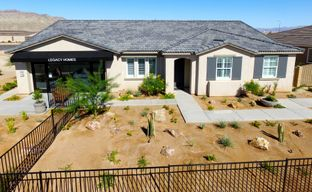 River's Edge by Legacy Homes in Kingman-Lake Havasu City Arizona