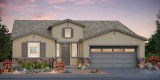 Residence 2128 - Amber ll: Victorville, California - Legacy Homes
