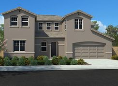 Residence 2525 - Willow Creek: Plumas Lake, California - Legacy Homes
