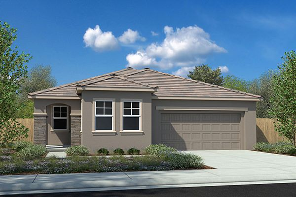 Exterior featured in the Residence 1803 By Legacy Homes in Salinas, CA