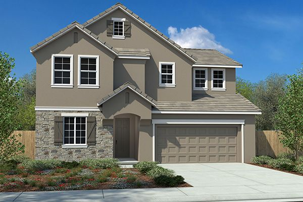 Exterior featured in the Residence 2438 By Legacy Homes in Salinas, CA