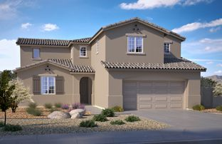 Residence 2155 - Country Creek: Victorville, California - Legacy Homes