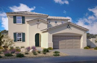 Residence 2653 - Country Creek: Victorville, California - Legacy Homes