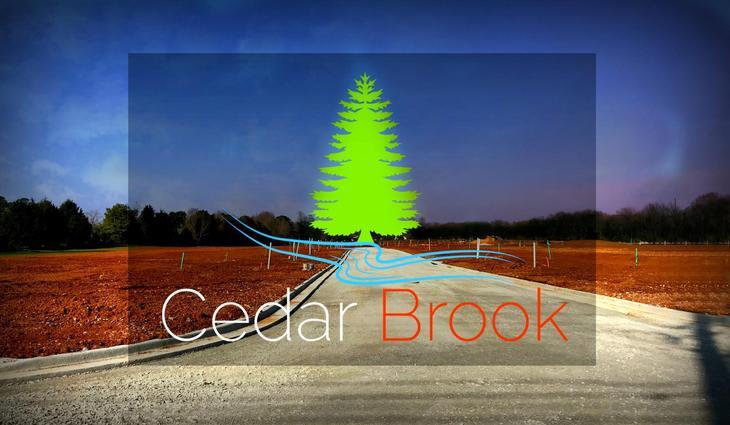 Cedar Brook street