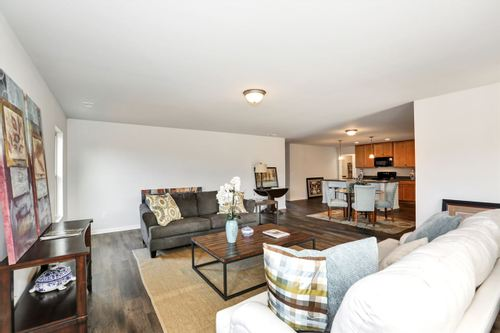 Greatroom-and-Dining-in-295 Fenrose Drive-at-Burwell Gardens-in-Harvest