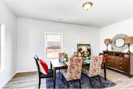 Dining-in-The Manhattan-at-Burwell Gardens Liberty Series-in-Harvest