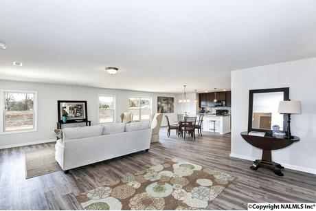 Greatroom-and-Dining-in-307 Fenrose Drive-at-Burwell Gardens Liberty Series-in-Harvest