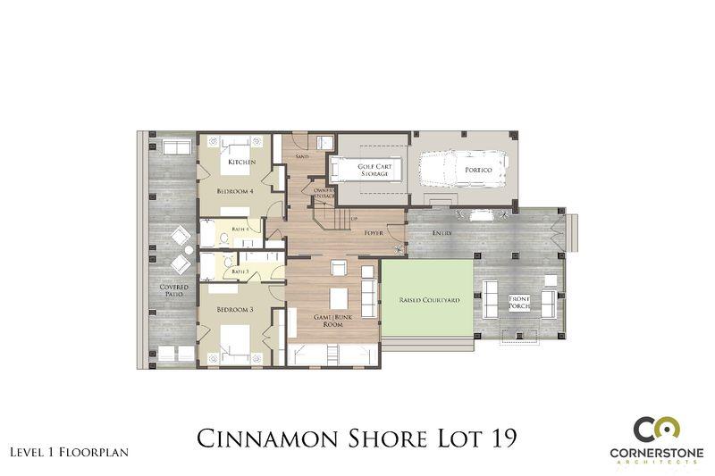 Lot 19 - First Floor