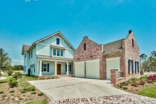 The Orleans - Regatta Bay Preserve: Destin, Florida - Destin Custom Home Builders