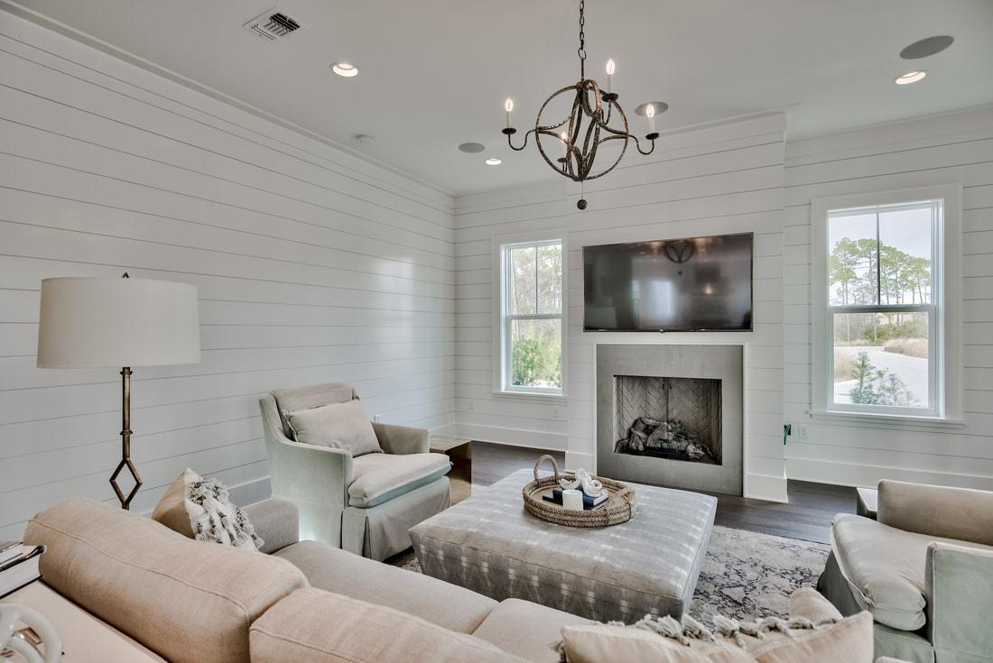 Living Area featured in The Orleans By Destin Custom Home Builders in Destin-Fort Walton Beach, FL