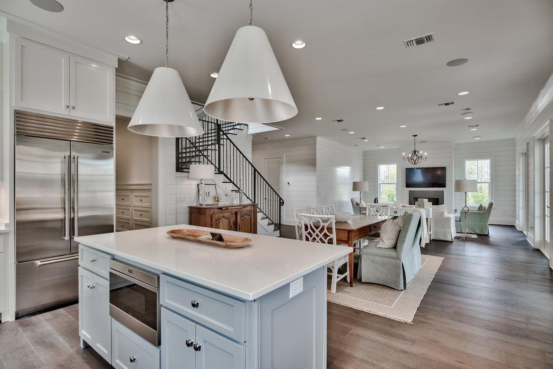 Kitchen featured in The Orleans By Destin Custom Home Builders in Destin-Fort Walton Beach, FL