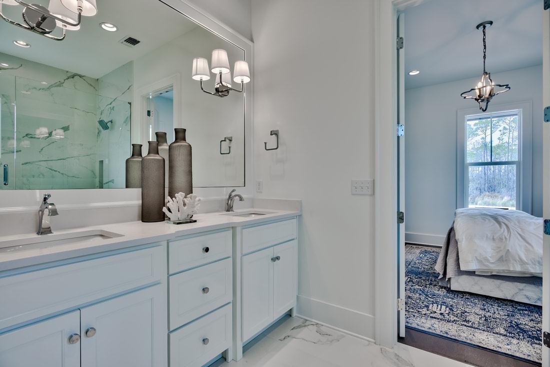 Bathroom featured in The Orleans By Destin Custom Home Builders in Destin-Fort Walton Beach, FL