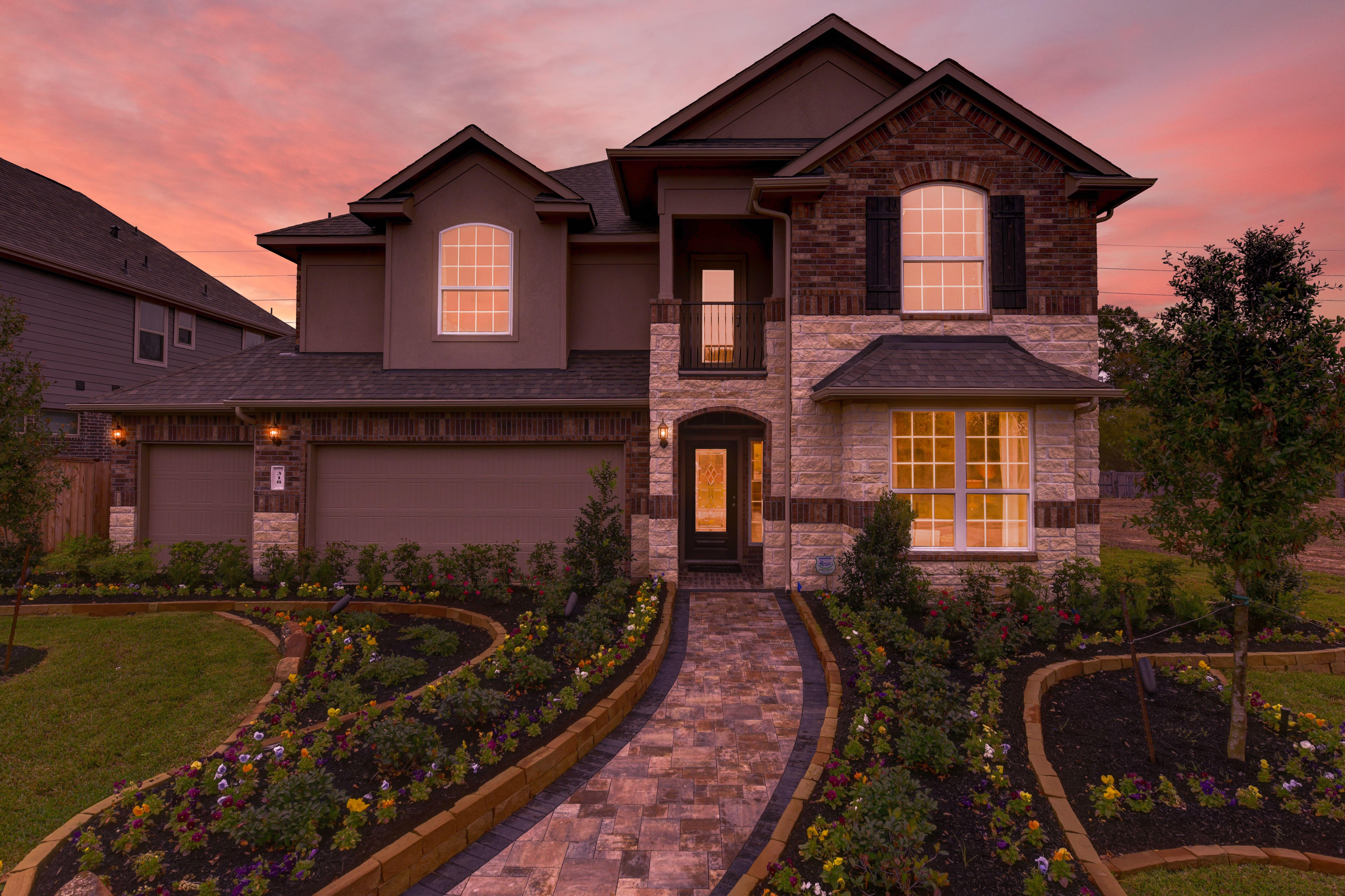 4 Princeton Classic Homes Communities in Missouri City, TX ...