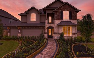 Greatwood Lake by Princeton Classic Homes in Houston Texas