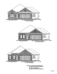 3791 Lake Bend Shore Drive (Bristol Lakes - The Asbury Extended)