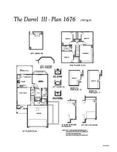 711 Ferrari Drive (Atascocita Springs - Darrel III)