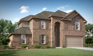 Lilac Bend - The Lilly - Lilac Bend: Katy, Texas - Princeton Classic Homes