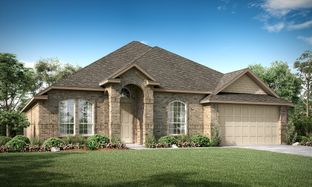 Lilac Bend - The Carnation - Lilac Bend: Katy, Texas - Princeton Classic Homes