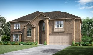 Lilac Bend - Orchid - Lilac Bend: Katy, Texas - Princeton Classic Homes
