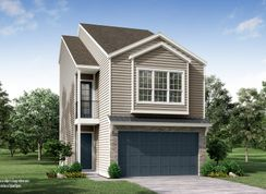 Upland Square - The Willow - Upland Square: Houston, Texas - Princeton Classic Homes