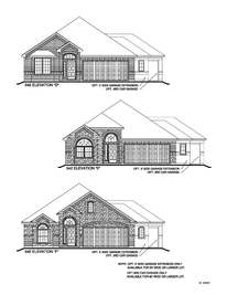 Rodeo Palms - Marshall - Rodeo Palms - The Lakes: Manvel, Texas - Princeton Classic Homes