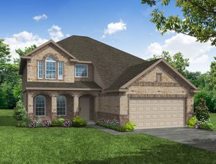 Rodeo Palms - The Melodie - Rodeo Palms - The Lakes: Manvel, Texas - Princeton Classic Homes