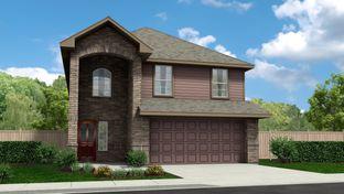 Merrylands - Shelby - Merrylands: Humble, Texas - Legend Homes
