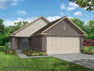 Merrylands - Value Series - Cole - Merrylands: Humble, Texas - Legend Homes