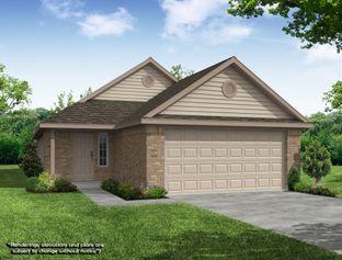 Mackenzie Creek - Charlotte II - Mackenzie Creek: Conroe, Texas - Legend Homes