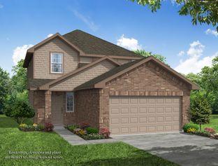Merrylands Value - Darrel III - Merrylands: Humble, Texas - Legend Homes