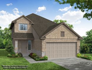 Madison Bend - Darrel III - Madison Bend: Conroe, Texas - Legend Homes