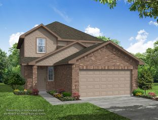 Mackenzie Creek - Darrel III - Mackenzie Creek: Conroe, Texas - Legend Homes
