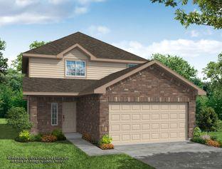Mackenzie Creek - Drake - Mackenzie Creek: Conroe, Texas - Legend Homes