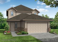 Cypresswood Landing - Poole II - Cypresswood Landing: Spring, Texas - Legend Homes