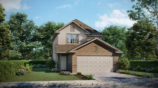 South Meadows - The Dakota - South Meadows: Willis, Texas - Legend Homes