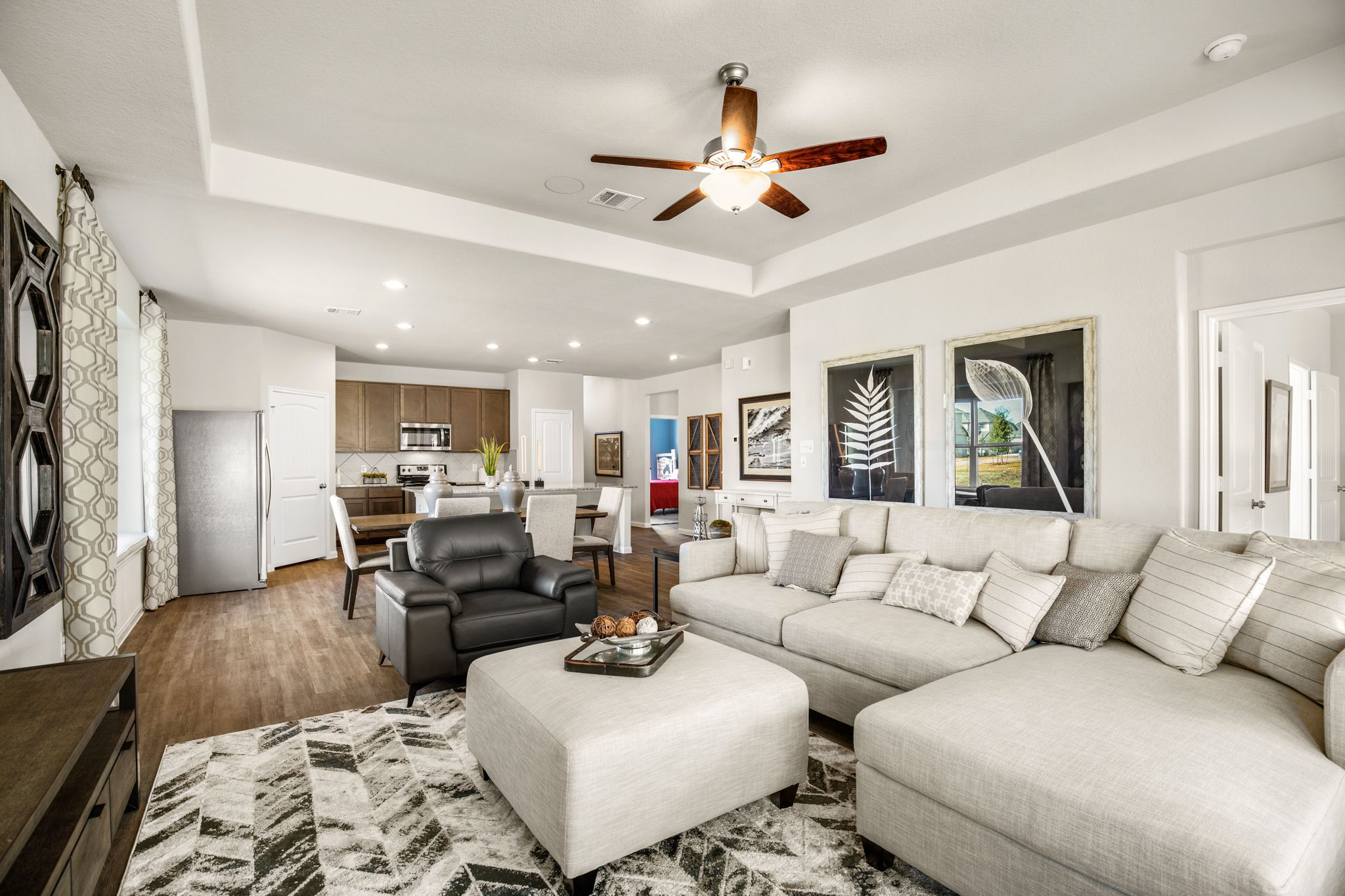 'Alamosa Springs' by Legend Homes in Bryan-College Station