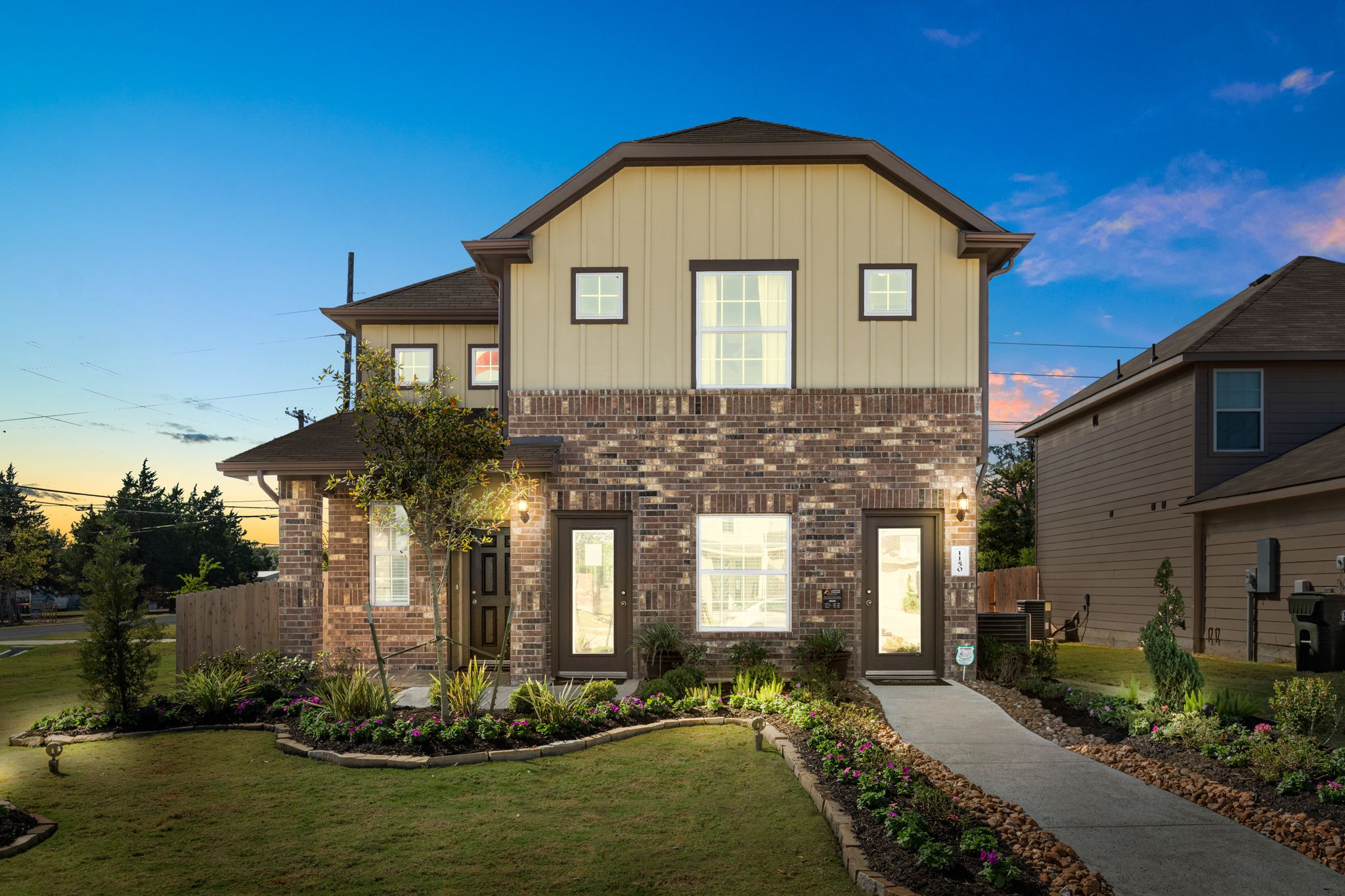 'Leonard Crossing' by Legend Homes in Bryan-College Station