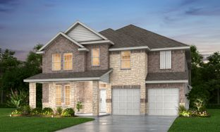 Rodeo Palms - The Blaise - Rodeo Palms - The Lakes: Manvel, Texas - Princeton Classic Homes