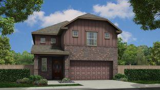 Merrylands - Briscoe - Merrylands: Humble, Texas - Legend Homes