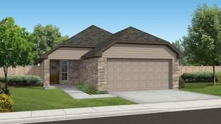 Merrylands - Lamar - Merrylands: Humble, Texas - Legend Homes