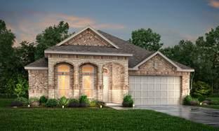 Greatwood Lake - The Keller - Greatwood Lake: Richmond, Texas - Princeton Classic Homes