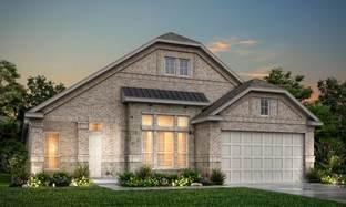 Lilac Bend - The Paul - Lilac Bend: Katy, Texas - Princeton Classic Homes