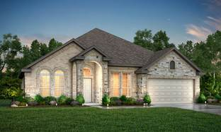 Rodeo Palms - Casey - Rodeo Palms - The Lakes: Manvel, Texas - Princeton Classic Homes