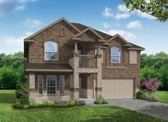 Greatwood Lake 60 - Garner III - Greatwood Lake: Richmond, Texas - Princeton Classic Homes