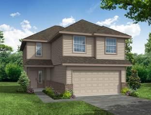 Mackenzie Creek - Devonhurst II - Mackenzie Creek: Conroe, Texas - Legend Homes