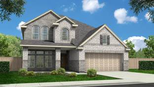 Rodeo Palms - Valiant - Rodeo Palms - The Lakes: Manvel, Texas - Princeton Classic Homes