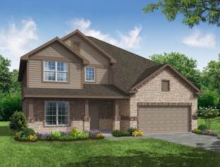 Rodeo Palms - McKendree II - Rodeo Palms - The Lakes: Manvel, Texas - Princeton Classic Homes