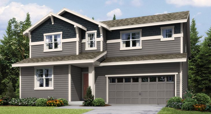 The Carnation Elevation A