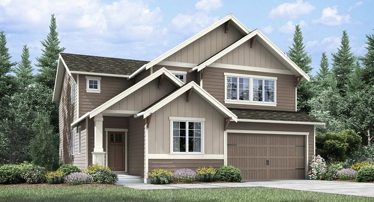 The Lynden Elevation A