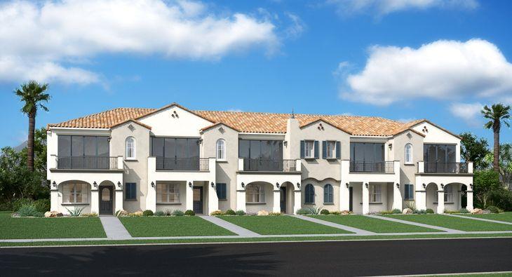 Solana In Gilbert AZ New Homes Floor Plans By CalAtlantic Homes Adorable 5 Bedroom Homes For Sale In Gilbert Az Concept